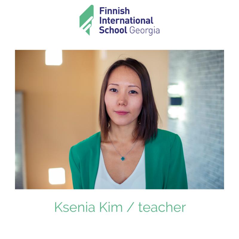 Ksenia Kim